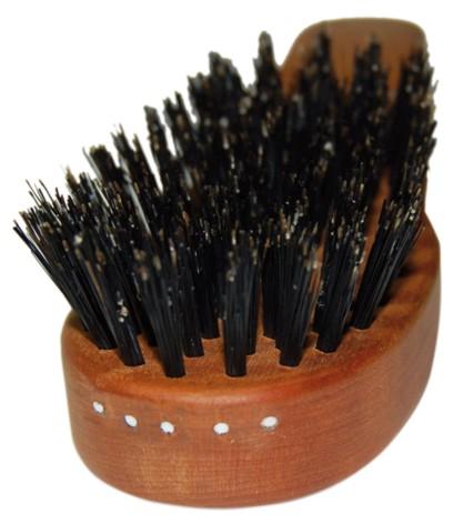 Haarbürste ergonomisch geformt