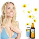 Mineralischer Sonnenschutz