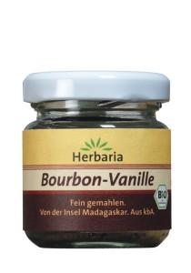 Herbaria Vanillepulver