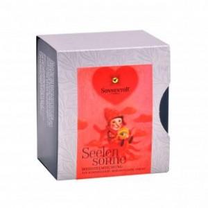 Sonnentor Teepyramiden Seelensonne in Schachtel