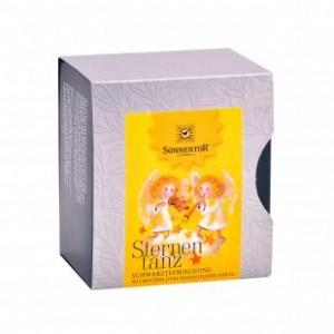 Sonnentor Teepyramiden Sternentanz in Schachtel