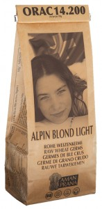 Amanprana Alpin Blond light Weizenkeime